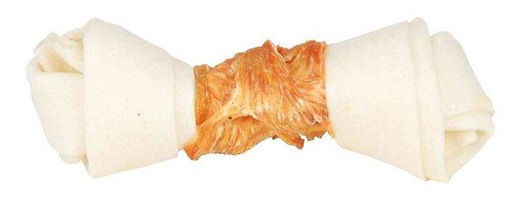 Denta Fun Knotted Chicken Chewing Bone 15 cm, 70 g