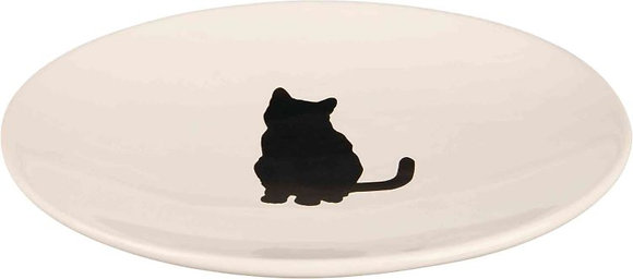 Keramiknapf, Katze