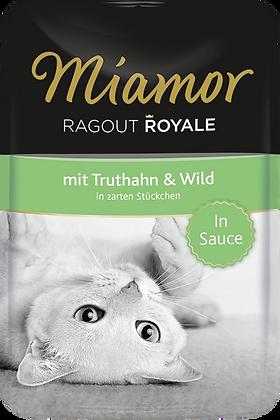 Miamor Ragout Royale in Sauce 100g Pouch - verschiedene Sorten