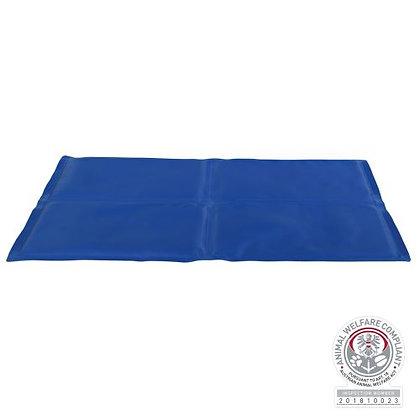 Kuehlmatte 50 × 40 cm blau