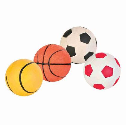 Ersatzball Ballschleuder Ball, Moosgummi, schwimmt ø 6 cm