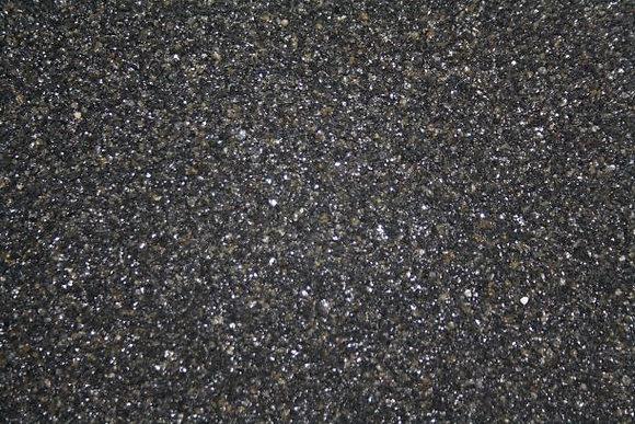 Aquarien-Kies schwarz glänzend 5 kg / 1-2 mm