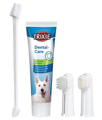 Zahnpflege-Set, Hund