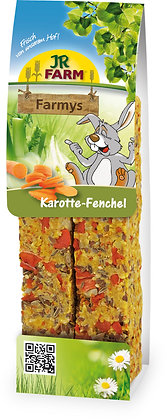 JR FARM Farmys Karotte - Fenchel 160g