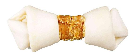 Denta Fun Knotted Chicken Chewing Bones  2 St./70 g