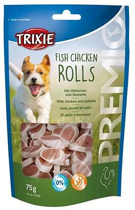PREMIO Fish Chicken Rolls