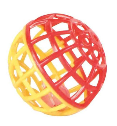 Rasselball mit Schelle