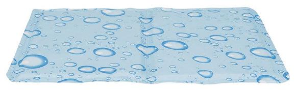Kuehlmatte 90 × 50 cm hellblau