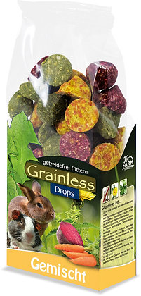 JR Grainless Drops gemischt  140g