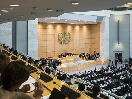 Adoption of World Health Assembly 71 Resolution on Assistive Technology