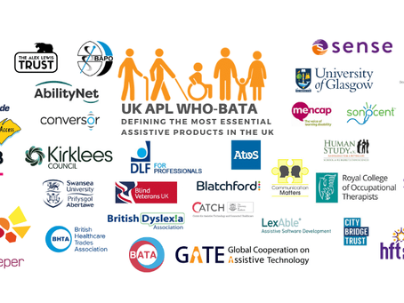 BATA work with WHO on UK APL survey