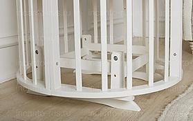 маятниковый механизм на круглую кроватку