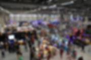 SwitzerLAN LAN-Party Schweiz Bern Gaming Festival Cosplay