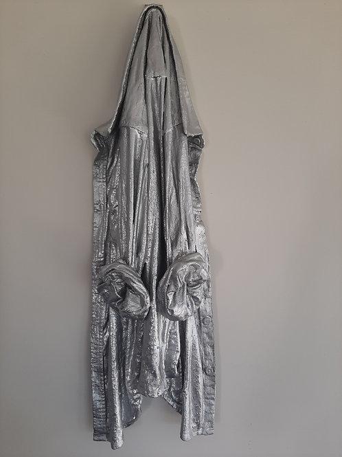 Ornamental Shirt -Titanium Silver