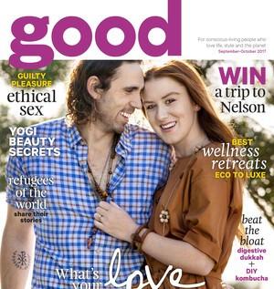 Dream Cream in Good Magazine