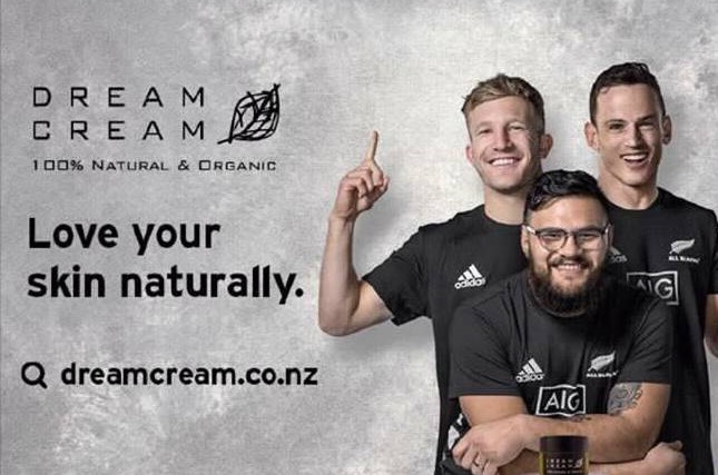 Dream Cream-All Blacks with Dream Cream
