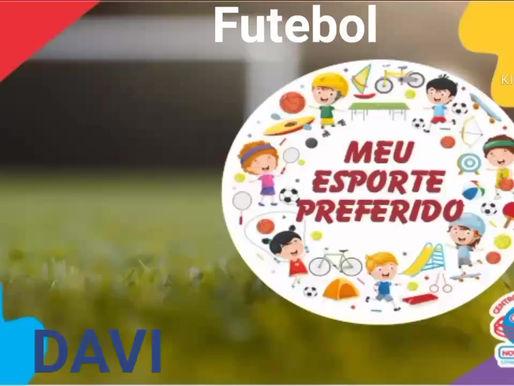 Atividade de Educação Física - Professora Dievellin Soares