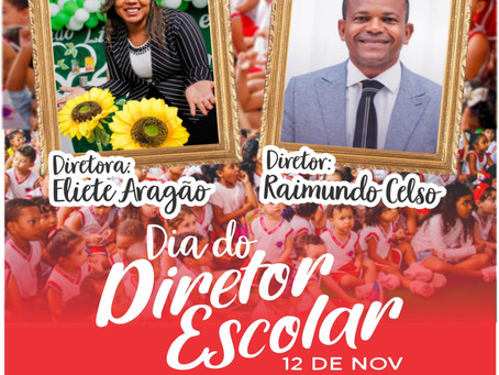 Dia do Diretor Escolar