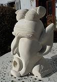 Atelier sculpure Mari-Pierre Soulairol