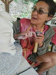 Mare-Piere Soulairol - Sculpteur sur piere