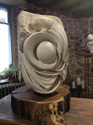Conception - Sculpture Marie-Pierre Soulairol
