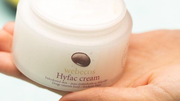 Webecos hyfac cream