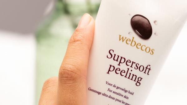 Webecos supersoft peeling