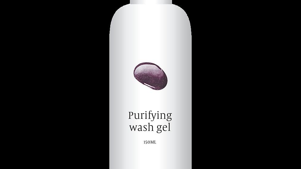 Webecos purifying wash gel