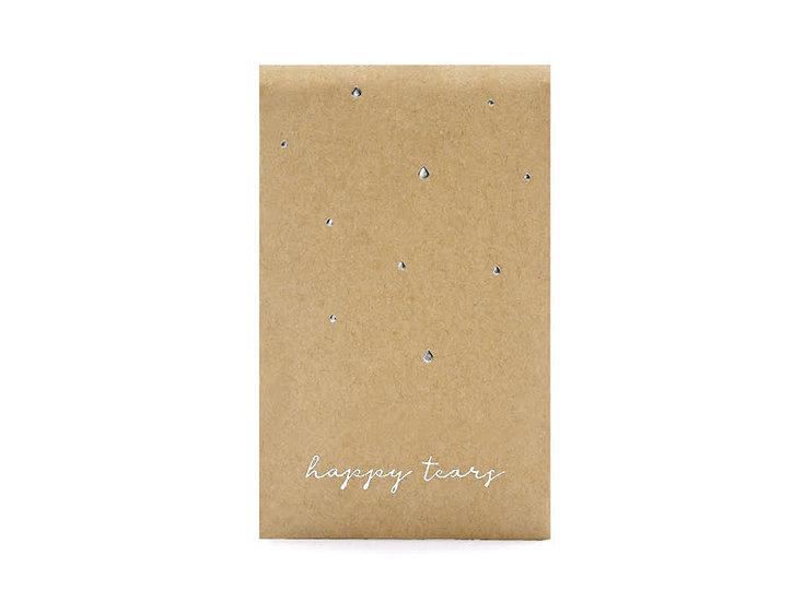 Pañuelos de bolsillo Happy tears