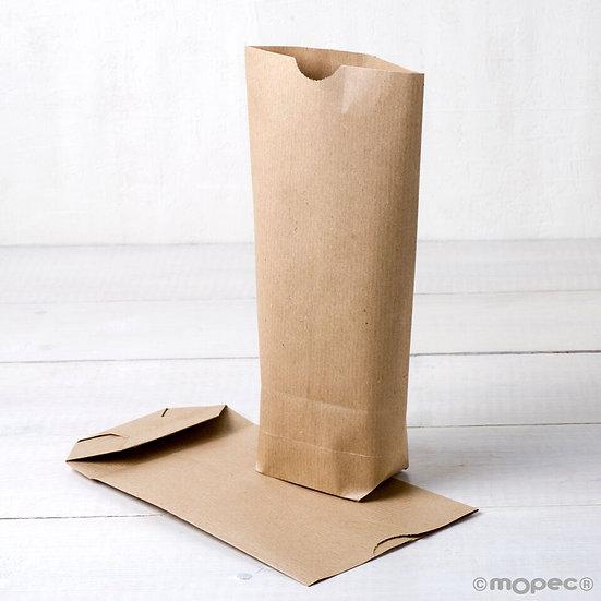 Pack 50 bolsas papel kraft