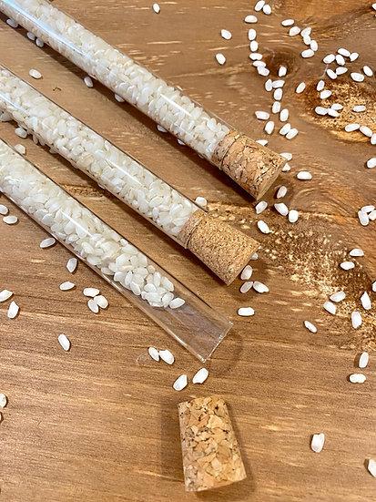 Tubos de arroz