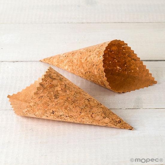 Pack de 12 conos de corcho
