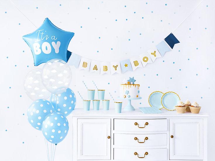 Set decoración it's a boy
