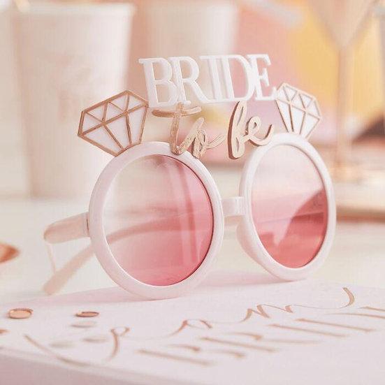 Gafas Bride to be