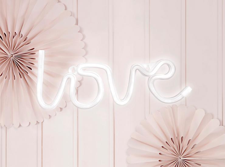 Neon LED ''love''