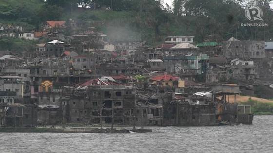 Marawi Crisis Update