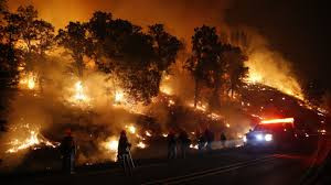 The deadly wildfires devastating Northern California