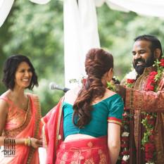 Asheville Wedding Ceremony Photography