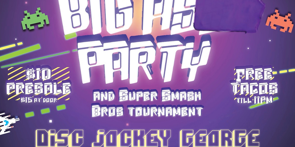 A Big Ass Party feat. Disc Jockey George, Lost Boy Deejay, Forever Golden