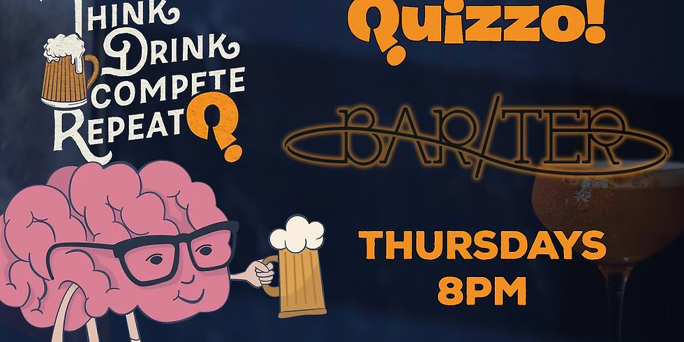 Thursday Night Trivia with Quizzo