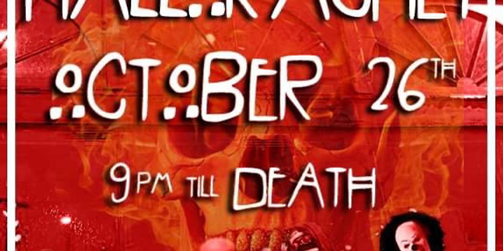 HalloRachet Halloween Party