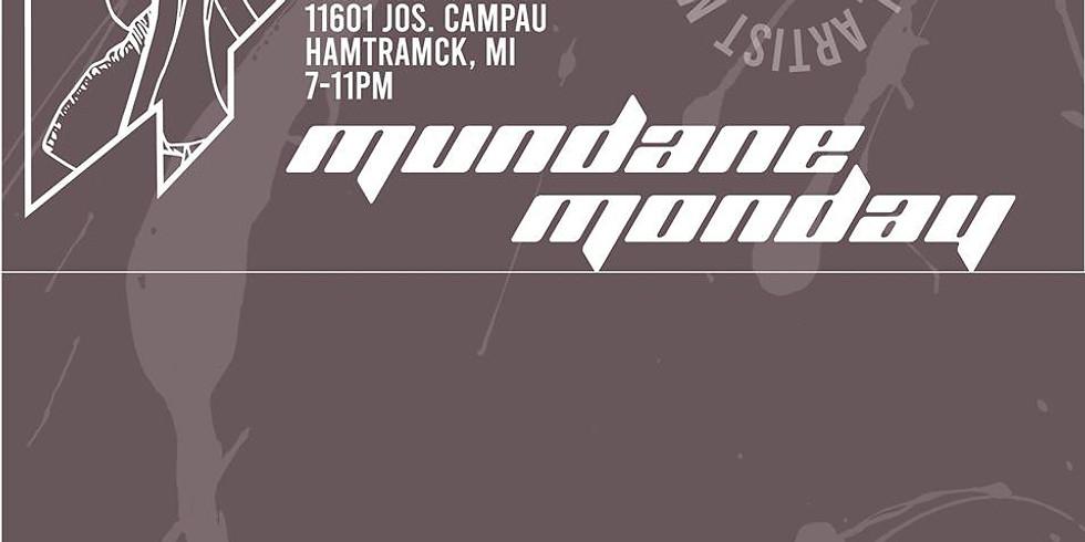 Mundane Monday at Barter