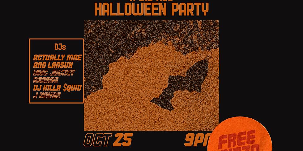 A Big A$$ Halloween Party!