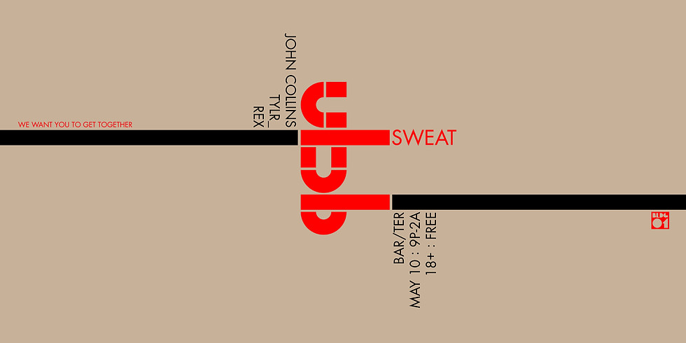 CLUB SWEAT by The Detroit I Love