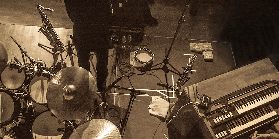 Live Jazz w/ Djallo & Friends