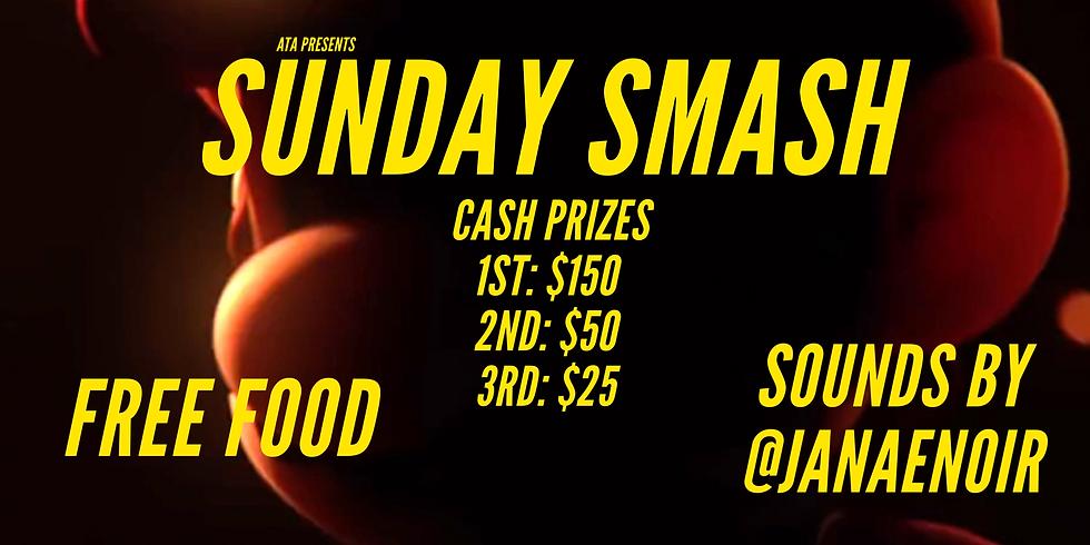 ATA Presents: SUNDAY SMASH