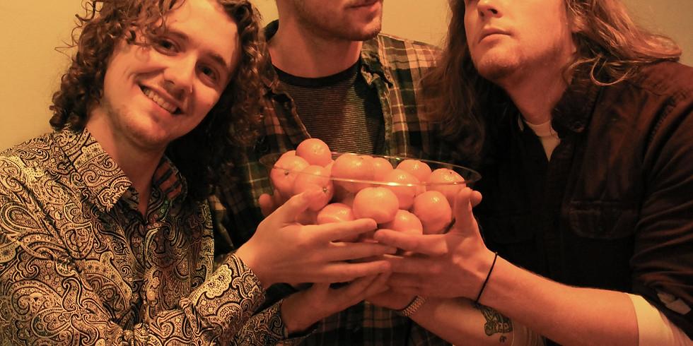 Low Oranges + The Tree Monitors + Allie Marzie