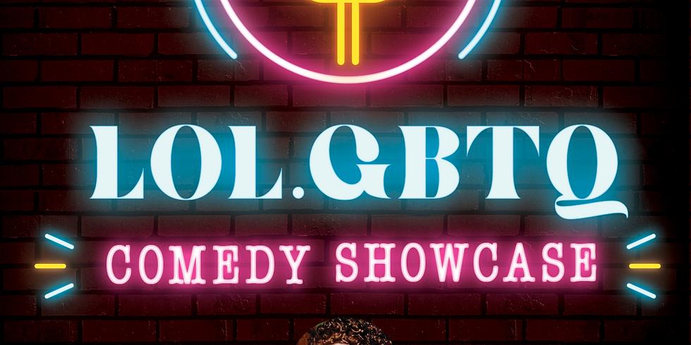 LOL.GBTQ Comedy Showcase