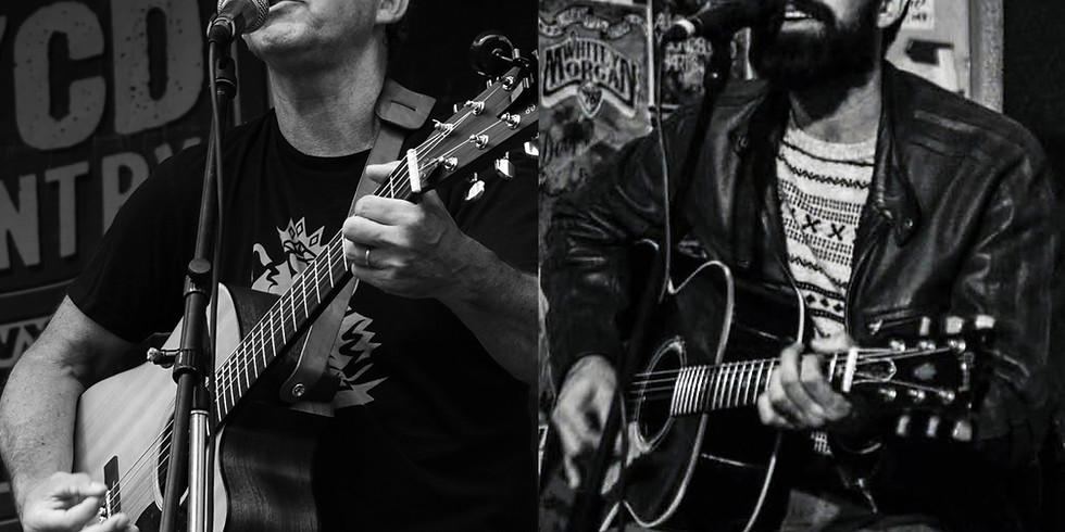 Dave Toennies + Mike Ward