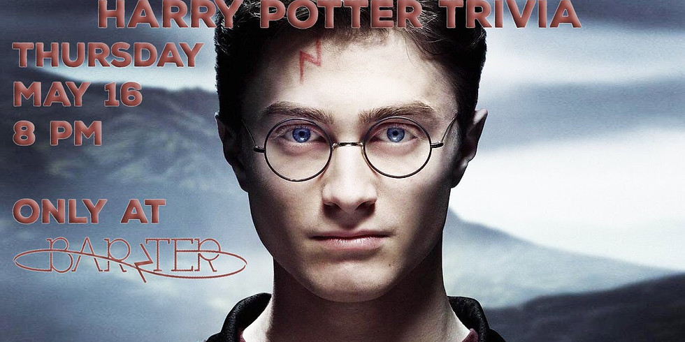 Harry Potter Trivia with Quizzo!